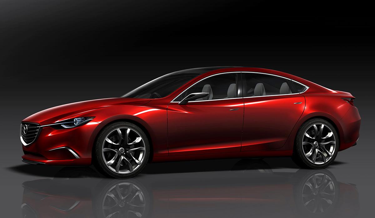 Mazda Red Full